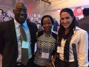 Herbet Spencer & Leslie Ross, Capital One 360, Cameron Cunningham Brookline Community Foundation