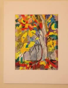 """""""Tree Abstract"""" by Vjollca Kaso"""