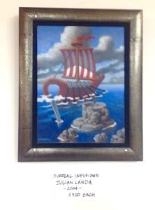"""Surreal Infusions"" by Julian Landa"