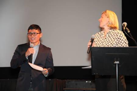 2016 MCs: 2015 Gavin Hui and Casey Hassenstein