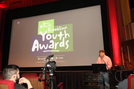 Brookline Youth Awards and BrooklineHub.com Founder, R. Harvey Bravman