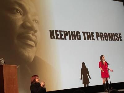 2016 MLK Celebration