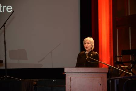Katherine Tallman, Executive Director And CEO Coolidge Corner Theatre
