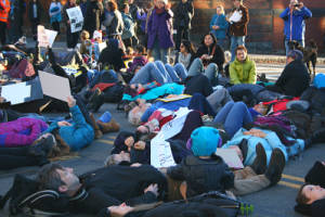 Ferguson March 2