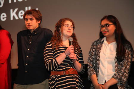 2-time Brookline Youth Award Recipients!