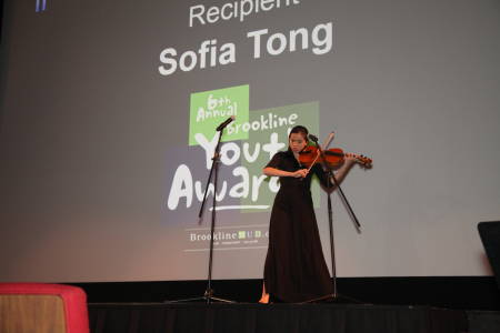 Sonia Tong's Unforgettable Viola Performance