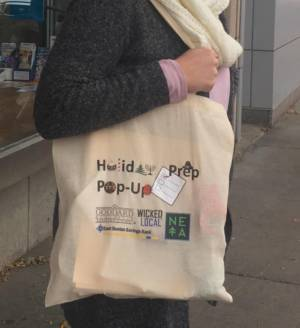 Pop Up Tote Photo