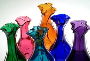 Glasswork by 2012 Susan Lichter Jury Prize winner, Tony Faith