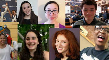 Brookline Youth Awards 2015 Recipients