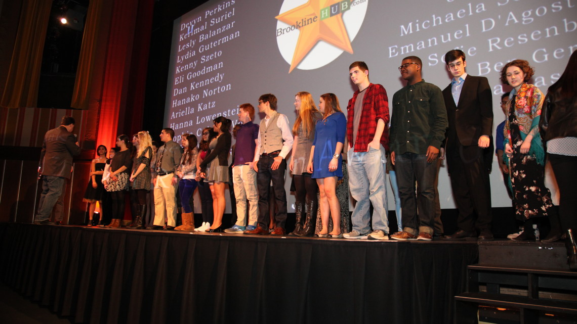 Youth Awards Winners
