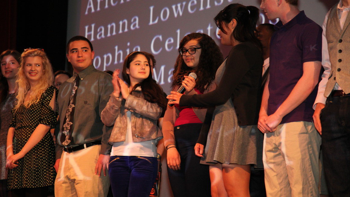 2014 youth awards