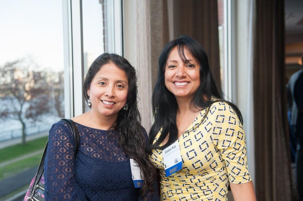 23 Elizabeth Rodriguez  + Gladys Ruiz