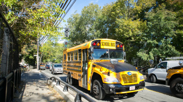 Brooklineschool bus