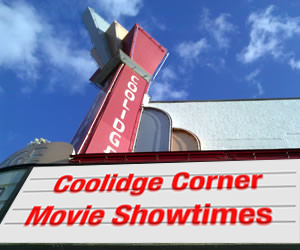 Coolidge Corner Theater Movie Showtimes