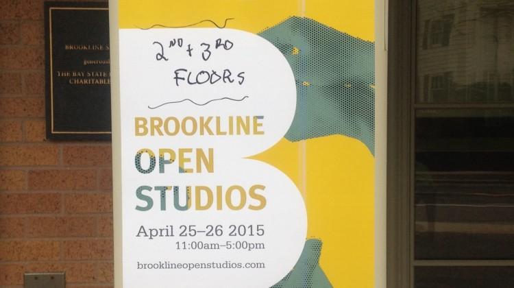 poster-outside-of-the-brookline-senior-center